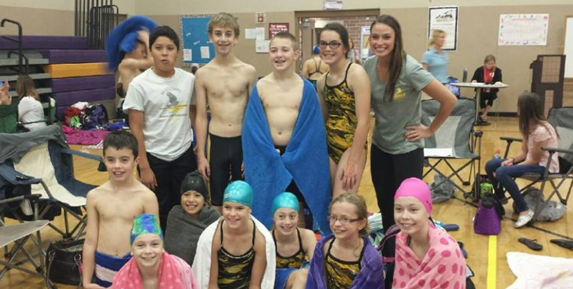 Seahawks Swim Well at CIA Fall Mixer – South Des Moines Seahawks
