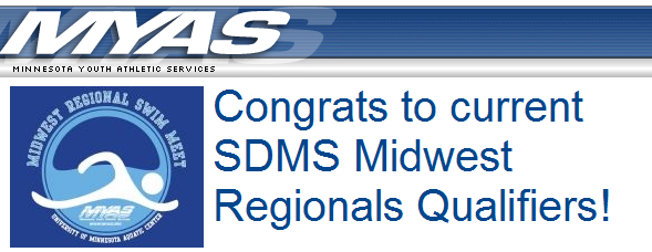 Congrats MWRegionalsQualifiers
