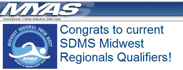 Congrats MWRegionalsQualifiers